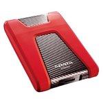 Внешний жесткий диск A-Data DashDrive Durable HD650 2TB (красный)  [AHD650-2TU31-CRD]