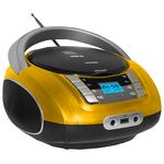 Аудиомагнитола Telefunken TF-CSRP3448 желтый