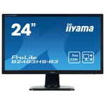 Монитор Iiyama ProLite B2483HS-B3