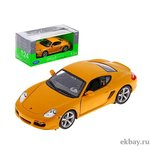 Модель 1:24 Porsche Cayman S Welly 22488W
