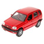 Модель 1:34-1:39 Chevrolet NIVA Welly 42379W