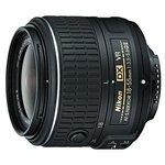 Объектив Nikon Nikkor 18-55mm f/3.5- f/5.6G A fS VR II DX