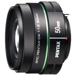 Объектив Pentax SMC DA 50mm f1.8