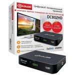Приемник цифрового ТВ D-Color DC802HD
