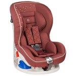 Автокресло Happy Baby Taurus V2 бордовый