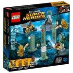 Конструктор LEGO DC Super Heroes 76085 Лига Справедливости: Битва за Атлантиду