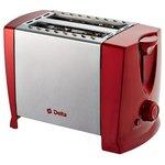 Тостер Delta DL-073 Red