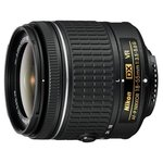 Объектив Nikon AF-P DX Nikkor 18-55 mm F/3.5-5.6G VR