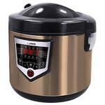 Мультиварка Lumme LU-1446 Chef Pro (белый/сталь)