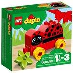 Конструктор Lego Duplo My First Моя первая божья коровка 10859