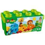 Конструктор Lego Duplo My First Мой первый парад животных 10863