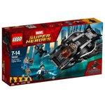 Конструктор LEGO Super Heroes 76100 Нападение Королевского Когтя