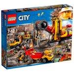 Конструктор LEGO City 60188 Площадка для горнодобывающих работ