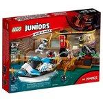 Конструктор Lego Juniors Погоня на моторной лодке Зейна 10755