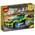 Конструктор Lego Creator Суперскоростной раллийный автомобиль 31074