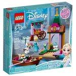 Конструктор Lego Disney Princess Приключения Эльзы на рынке 41155