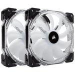 Кулер для корпуса Corsair HD140 RGB 2 шт. (с контроллером) (CO-9050069-WW)