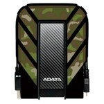 Внешний HDD 2,5  USB 3.0 1Tb ADATA HD710M Pro черный, камуфляж AHD710MP-1TU31-CCF