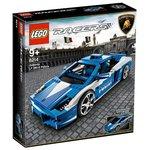 Конструктор Lego Racers Gallardo LP 560-4 Polizia 8214