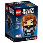 Конструктор Lego Brick Headz Чёрная вдова 41591