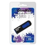 USB Flash Oltramax 250 8GB (красный) [OM-8GB-250-Red]