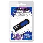USB Flash Oltramax 250 32GB (синий) [OM-32GB-250-Blue]