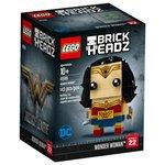 Конструктор Lego Brick Headz Чудо-женщина 41599