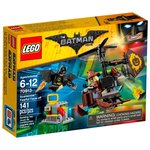 Конструктор LEGO Movie Batman: Схватка с Пугалом 70913