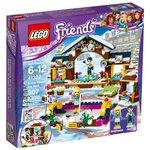 Конструктор LEGO Friends Горнолыжный курорт: каток 41322