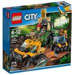 Конструктор LEGO City Миссия Исследование джунглей 60159