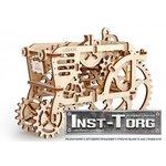 Сборная модель Ugears Трактор 70003
