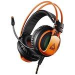 Гарнитура Canyon Corax CND-SGHS5 черный/оранжевый