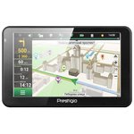 GPS навигатор Prestigio Geovision 5066 + Navitel