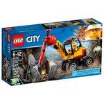 Конструктор LEGO City Трактор для горных работ (60185)