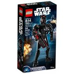 Конструктор LEGO Star Wars Элитный пилот истребителя СИД 75526