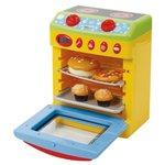 Игровой набор PlayGo Детская кухонная плита с аксессуарами (3208)
