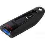 USB Flash SanDisk Ultra USB 3.0 Black 128GB (SDCZ48-128G-U46)