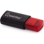 16GB USB Drive SmartBuy Click Black (SB16GBCl-K)
