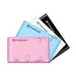 Card Reader Transcend TS-RDP6K Black