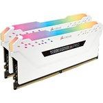 Оперативная память Corsair Vengeance PRO RGB 2x16GB DDR4 PC4-21300 CMW32GX4M2A2666C16W