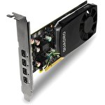 Видеокарта Dell Quadro P1000 4GB GDDR5 490-BDXO