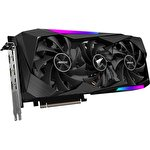 Видеокарта Gigabyte Aorus GeForce RTX 3070 Master 8GB GDDR6 GV-N3070AORUS M-8GD