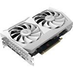 Видеокарта ZOTAC GeForce RTX 3060 AMP White Edition 12GB GDDR6 ZT-A30600F-10P