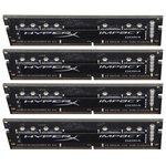 Оперативная память Kingston HyperX impact 4x4GB DDR4 SODIMM PC4-19200 [HX424S15IBK4/16]