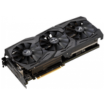 Видеокарта ASUS ROG Strix GeForce RTX 2060 Advanced edition 6GB GDDR6 (ROG-STRIX-RTX2060-A6G-GAMING)