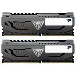 Оперативная память Patriot Viper Steel Series 2x8GB DDR4 PC4-32000 PVS416G400C9K