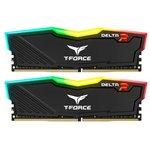 Оперативная память Team Delta RGB 2x8GB DDR4 PC4-24000 TF3D416G3000HC16CDC01