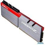 Оперативная память G.Skill Trident Z 2x8GB DDR4 PC4-28800 F4-3600C16D-16GTZ