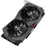 Видеокарта ASUS ROG Strix GeForce GTX 1650 Advanced edition 4GB GDDR6 [ROG-STRIX-GTX1650-A4GD6-GAMING]