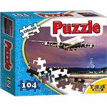 Пазл Topgame Самолёт / 01293